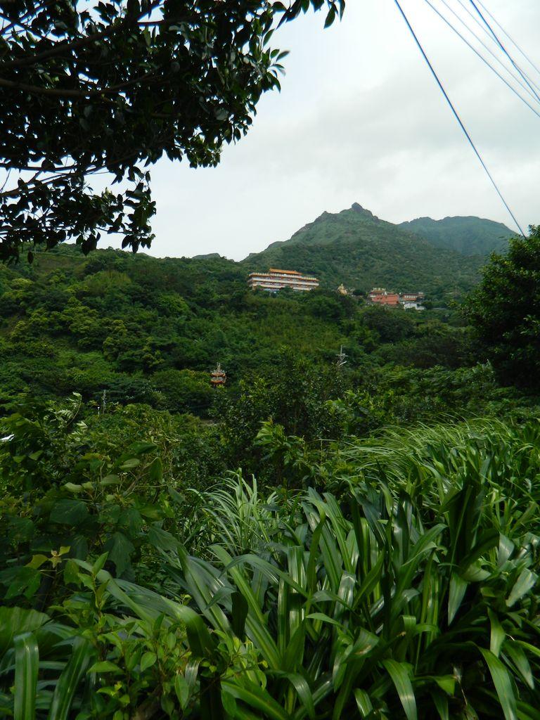 Вид на на Teapot Peak, Тайвань