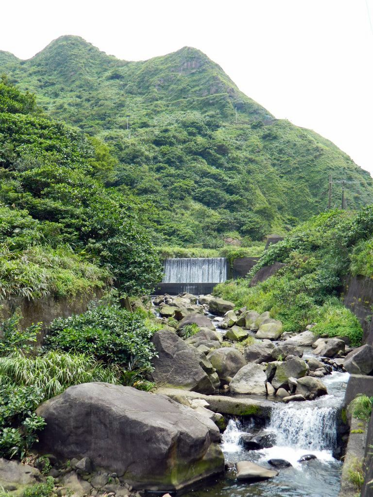 По дороге к Золотому водопаду, Тайвань