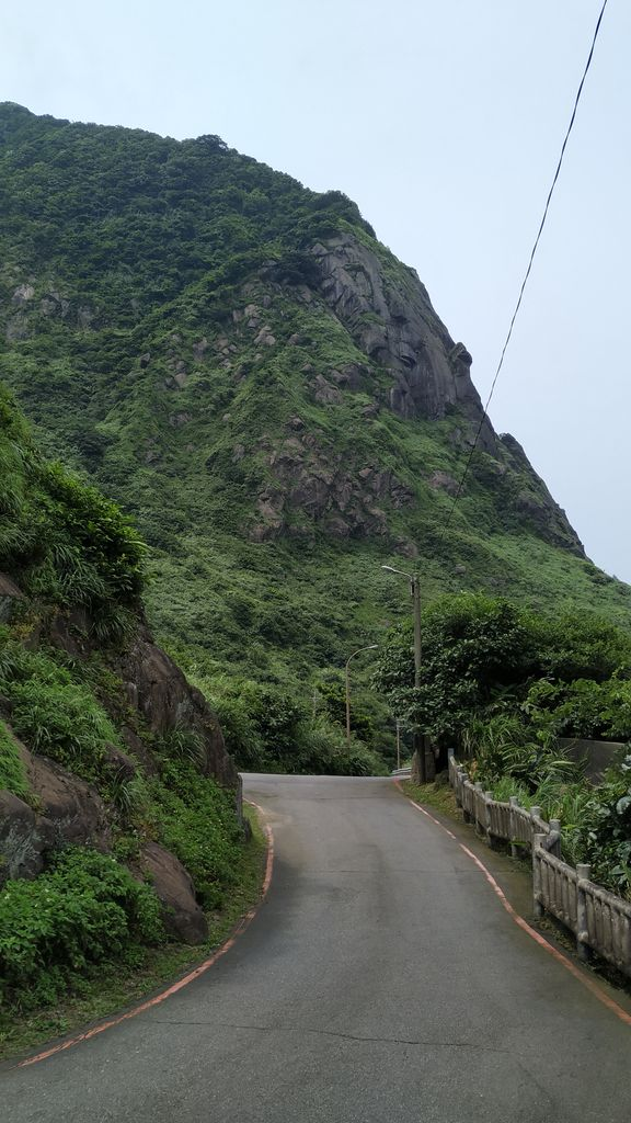 Shanjian Road, Тайвань