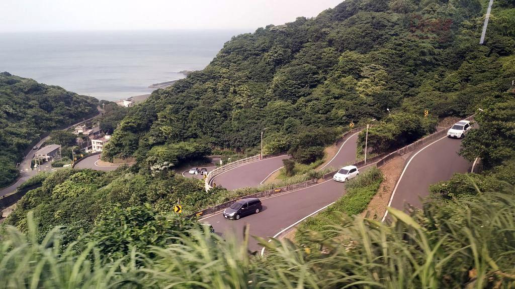 Шоссе Jinshui, Тайвань