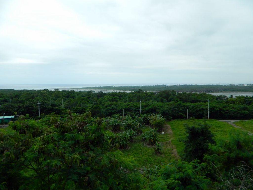 В окрестностях национального парка Тароко
