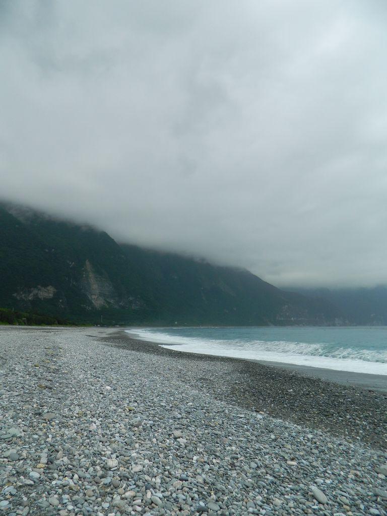 Qingshui Cliff, Тайвань