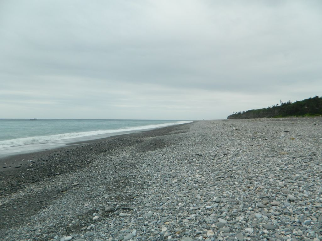 Пляж Chongde, Тайвань