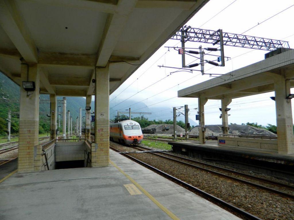 Станция Chongde, Тайвань