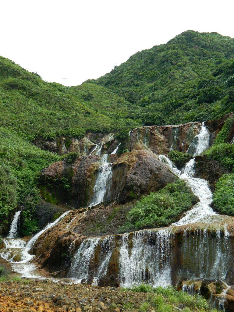 Golden Waterfall, Тайвань