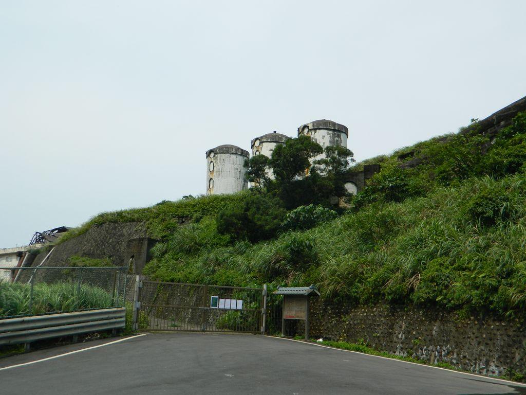 Территория заброшенного завода, Тайвань