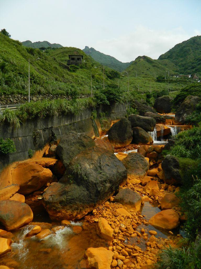 Золотая река, Тайвань