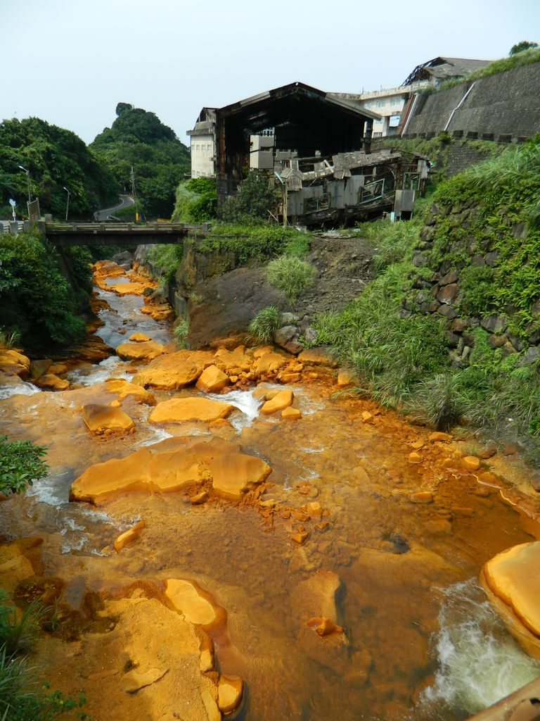 От Golden Waterfall до Yin and Yang Sea, Тайвань