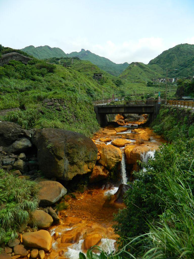 Маршрут к Yin and Yang Sea, Тайвань