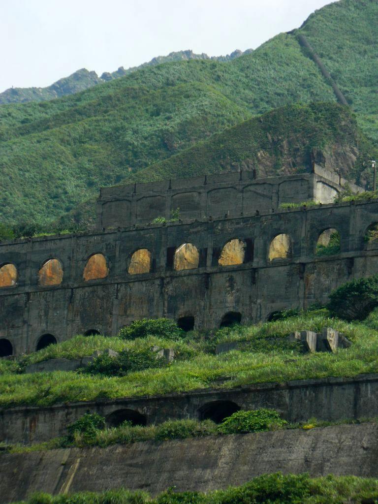 Руины завода, Тайвань