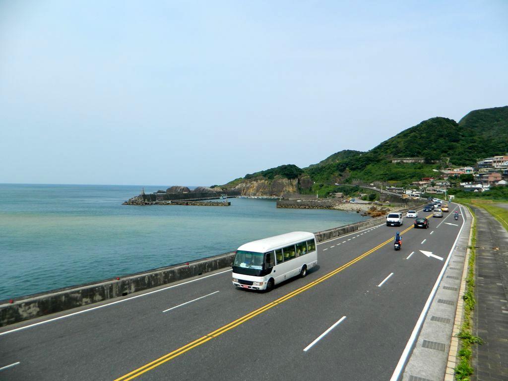 Дорога вдоль моря Инь и Ян, Тайвань