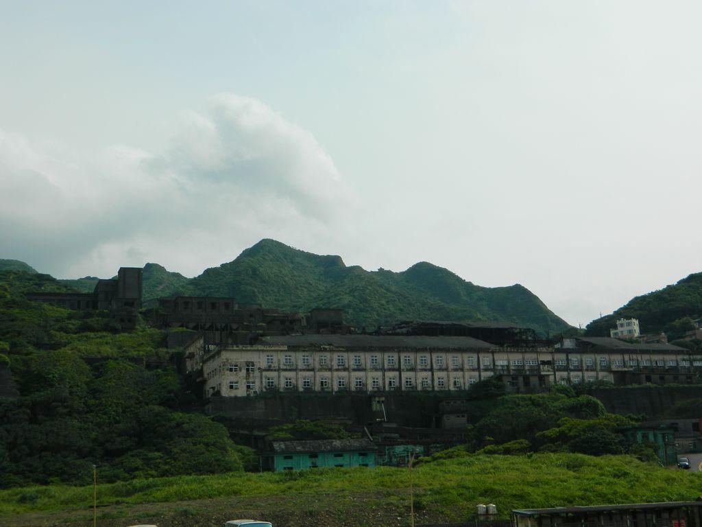 Заброшенные цеха старого завода, Тайвань