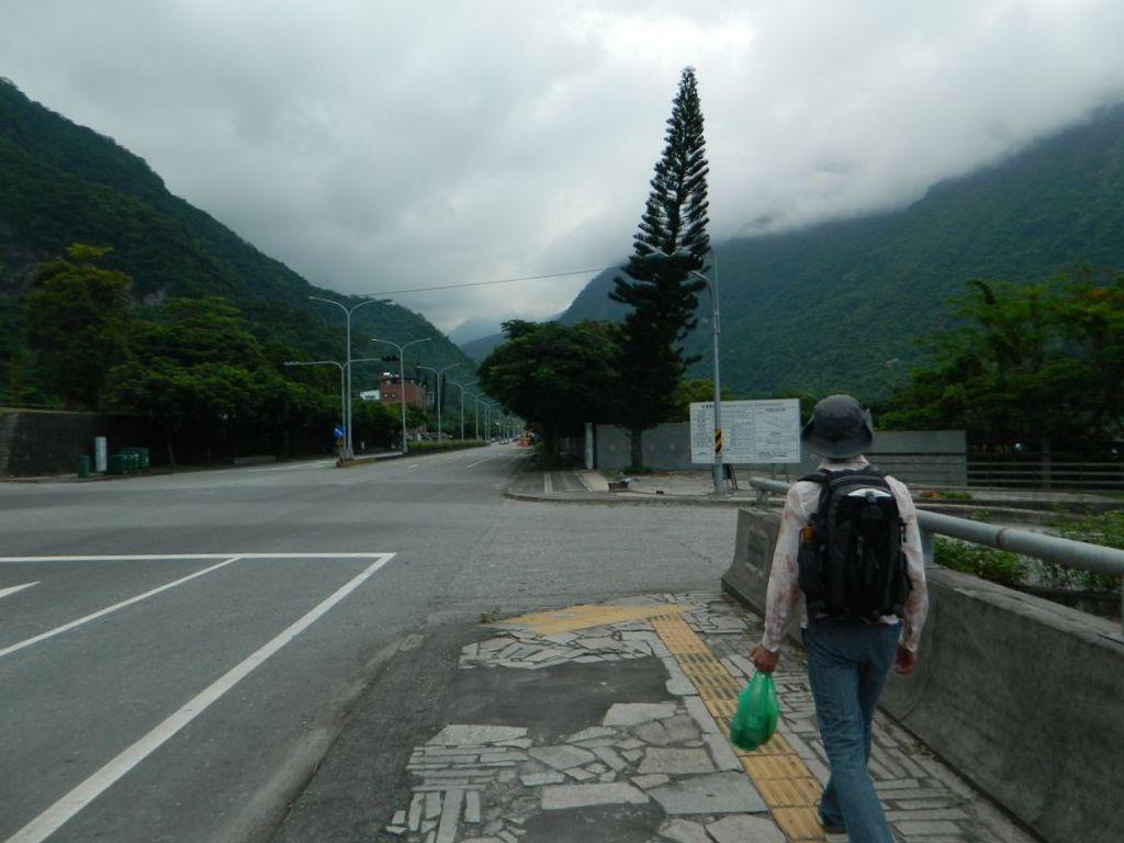 Дорога к Национальному парку Тароко, Тайвань