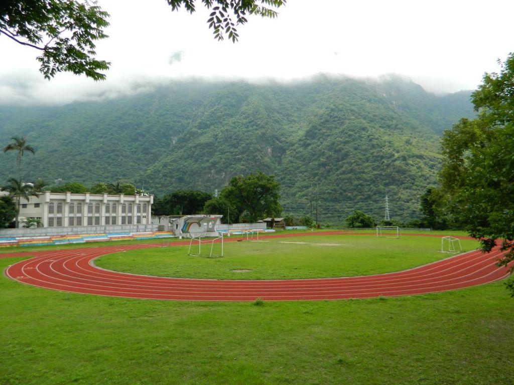 Начальная школа в Тароко, Тайвань