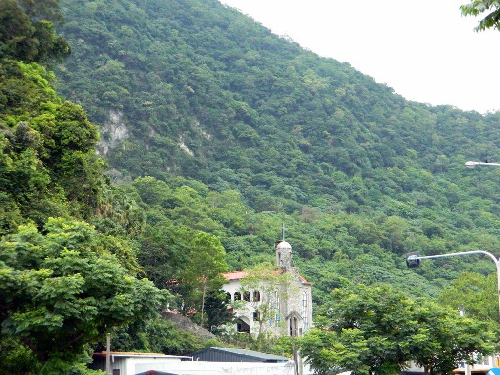 Католическая церковь в Тароко, Тайвань