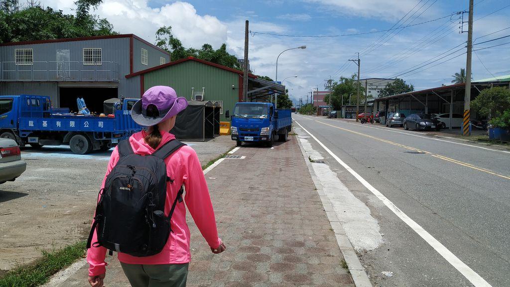 Xinxing Road, Тароко