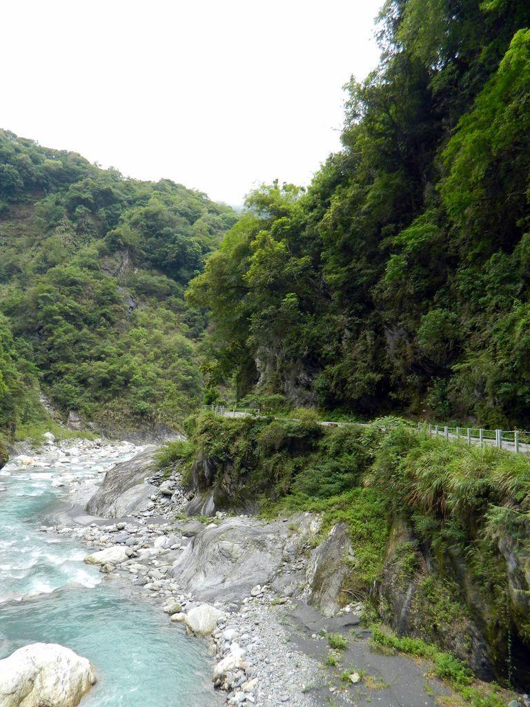 Baiyang Trail, Тароко