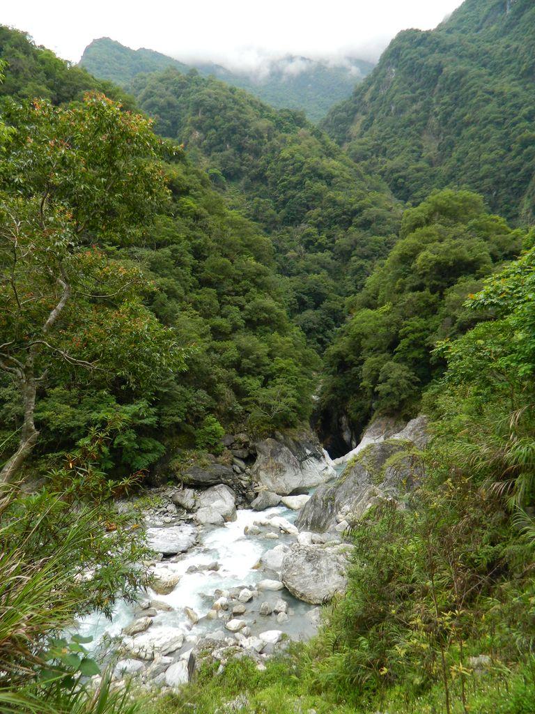 Пеший маршрут Baiyang Trail, Тароко