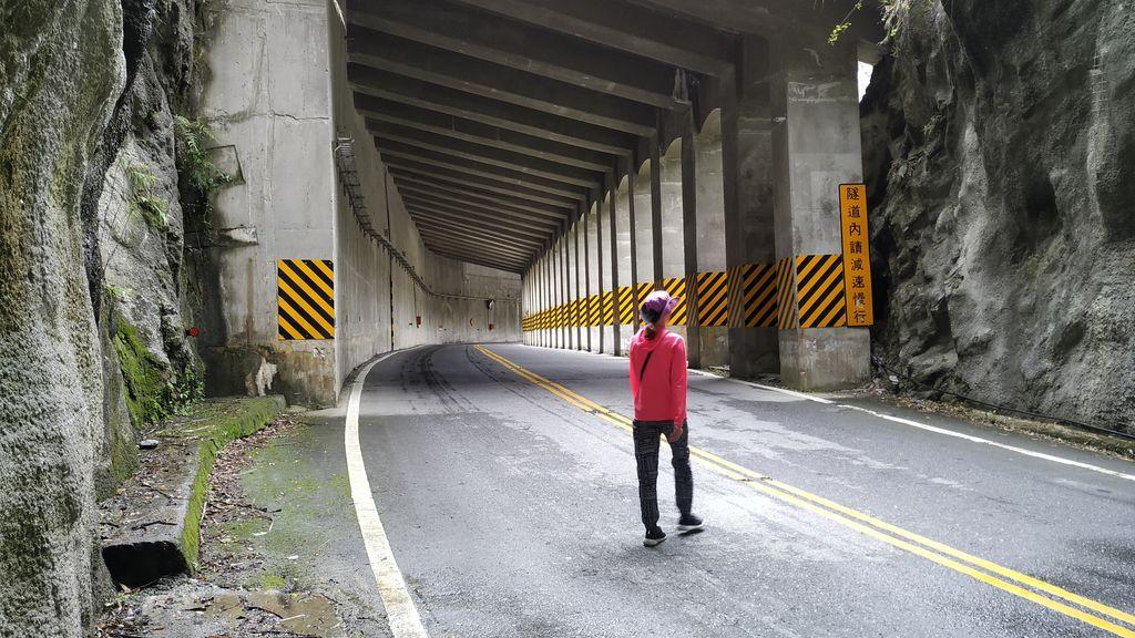 По дороге к Baiyang Trail, Тароко