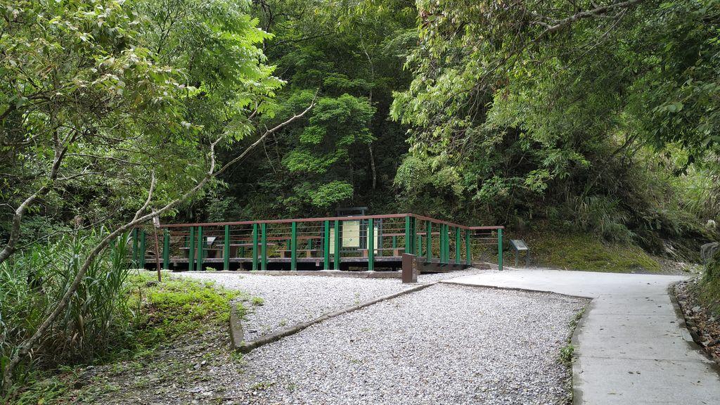 Площадка для отдыха на маршруте Baiyang, Тароко