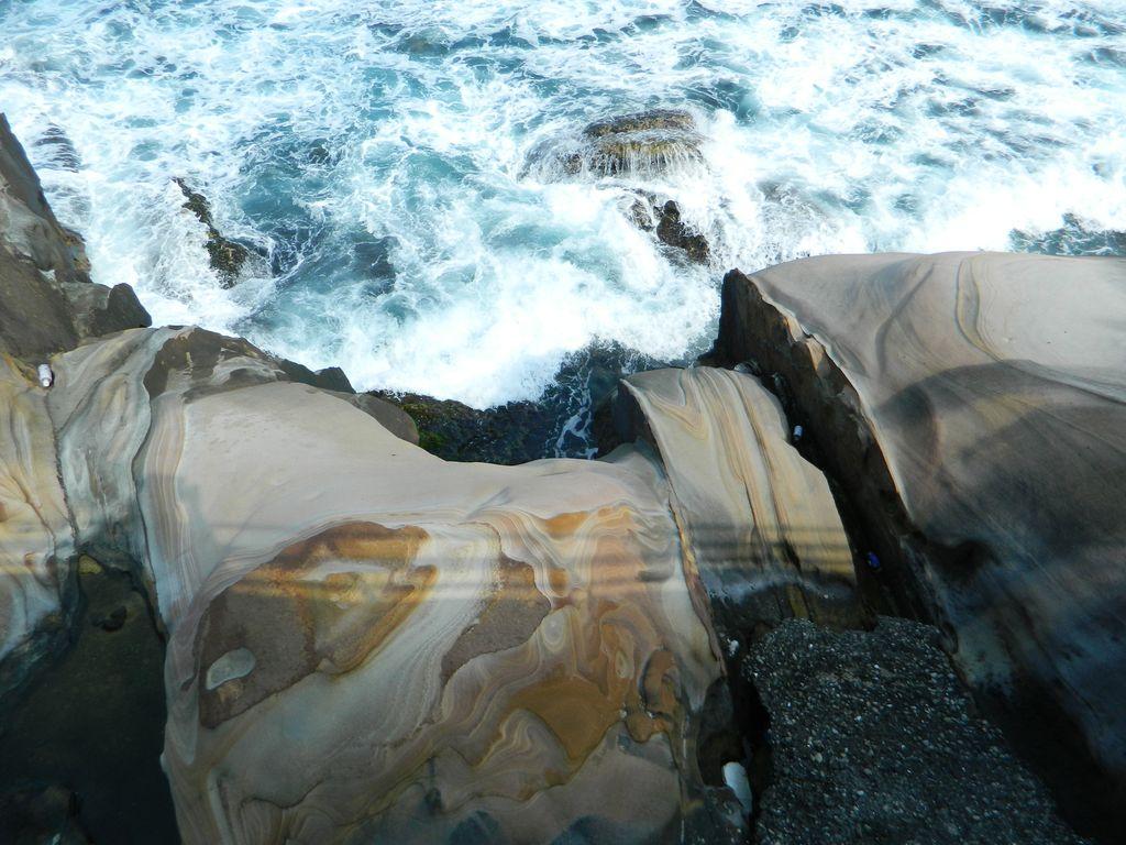 Море и камни, Тайвань