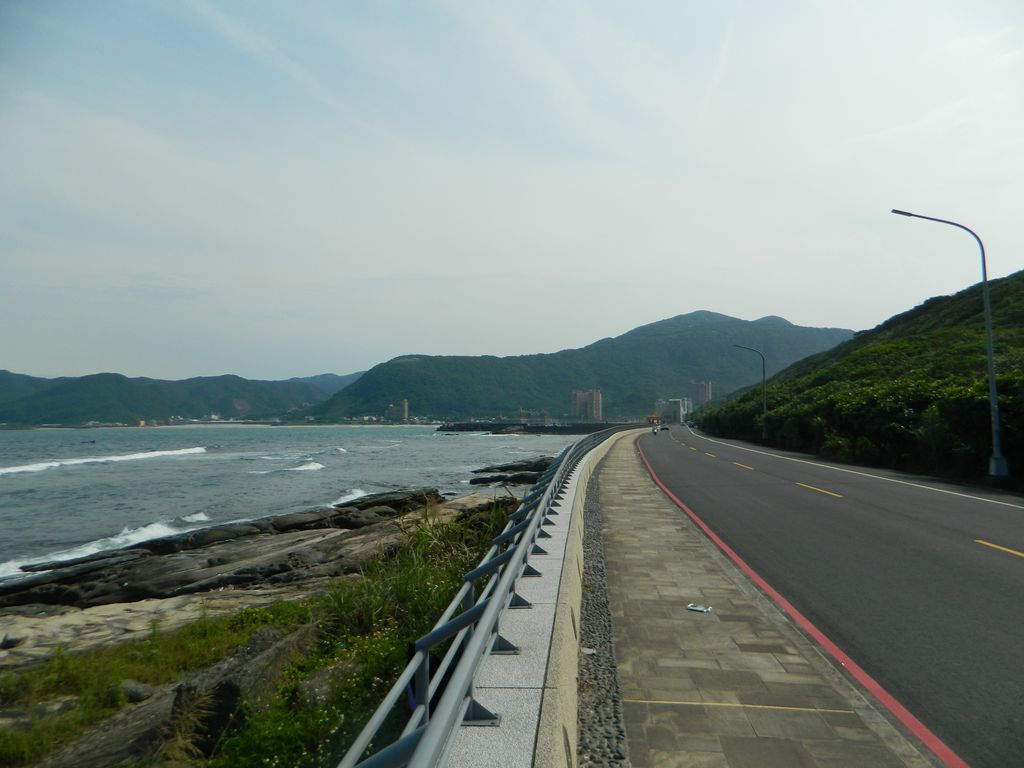 Дорога вдоль моря, Тайвань