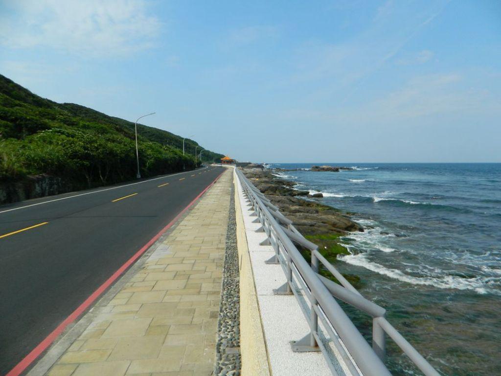 Пешие маршруты по Тайваню