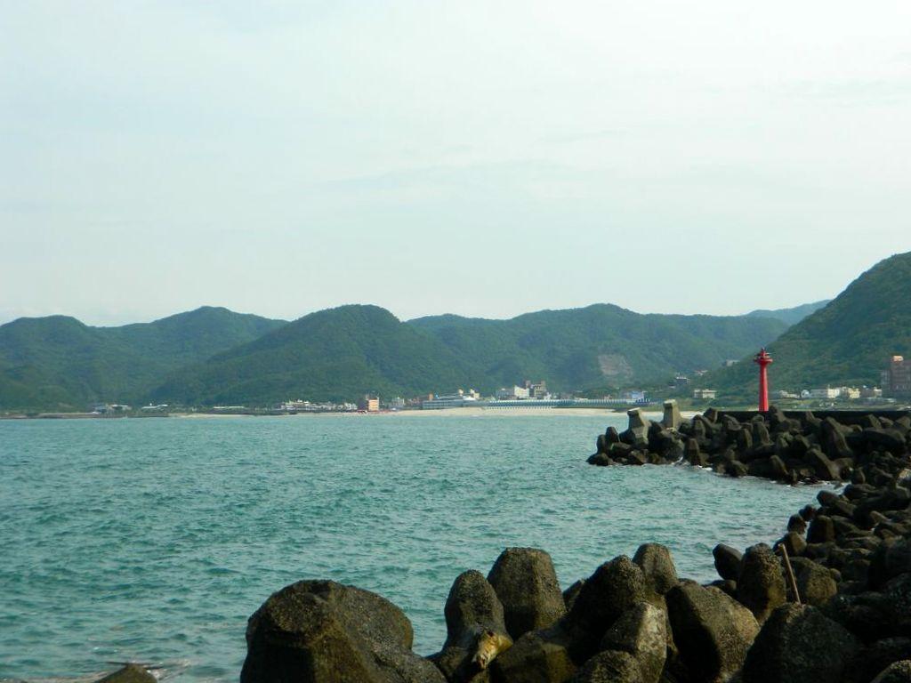 Пеший маршрут от Yehliu Geopark к Wanli Beach, Тайвань