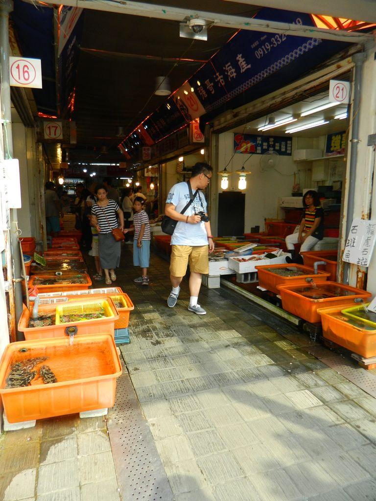 Guihou Fish Market, Тайвань