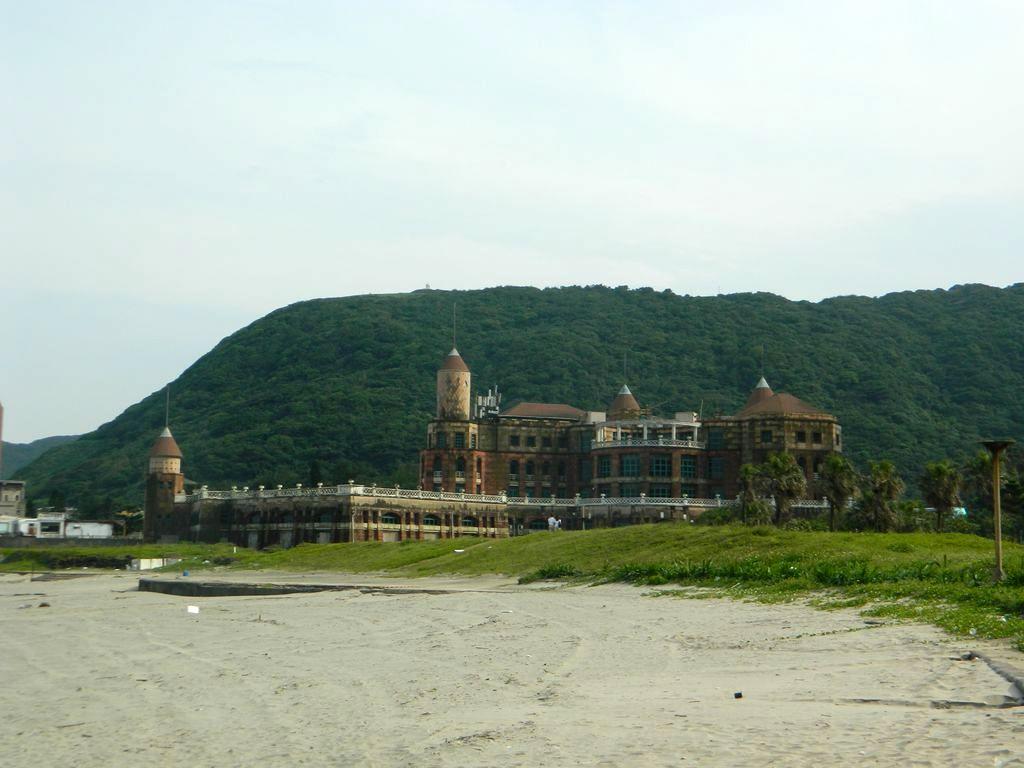 Отель на пляже Feicuiwan, Тайвань