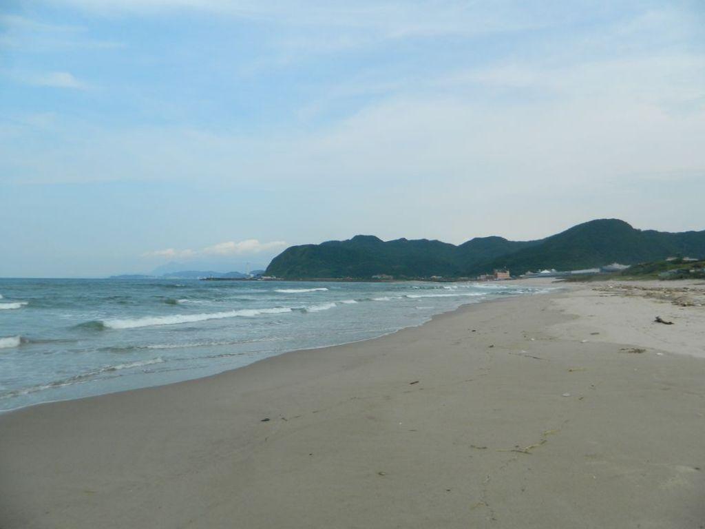 Wanli Beach, Тайвань