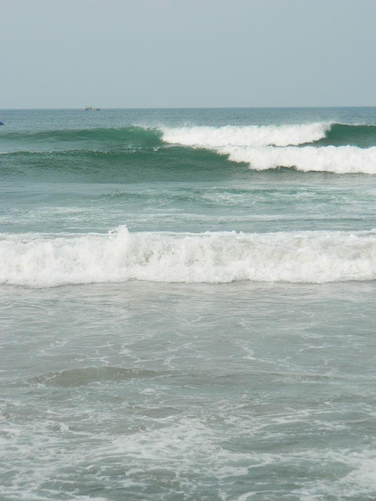 Море на Тайване