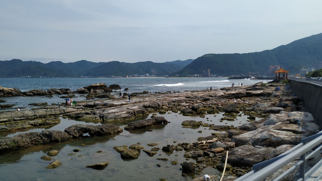 Каменистый берег, Тайвань